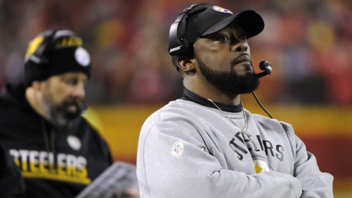 Mike Tomlin, de los Steelers, llama \