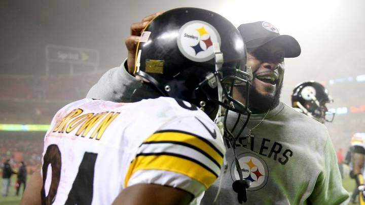 Los Steelers se sumen en la turbulencia de New England