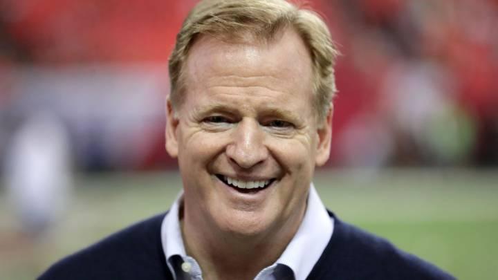 Roger Goodell no se atreve a ir al estadio de los Patriots