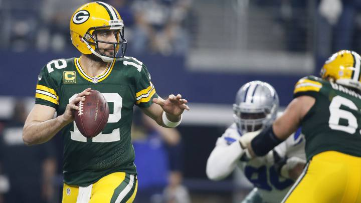Aaron Rodgers está demostrando porqué se le considera uno de los mejores quarterbacks de la NFL.