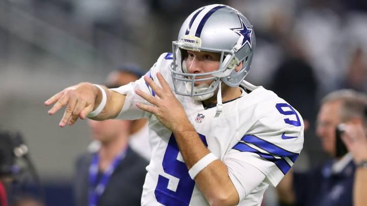 La rara encrucijada de los Dallas Cowboys con Tony Romo