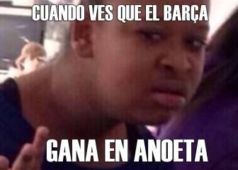 Los memes y reacciones del Real Sociedad 0-1 Barcelona