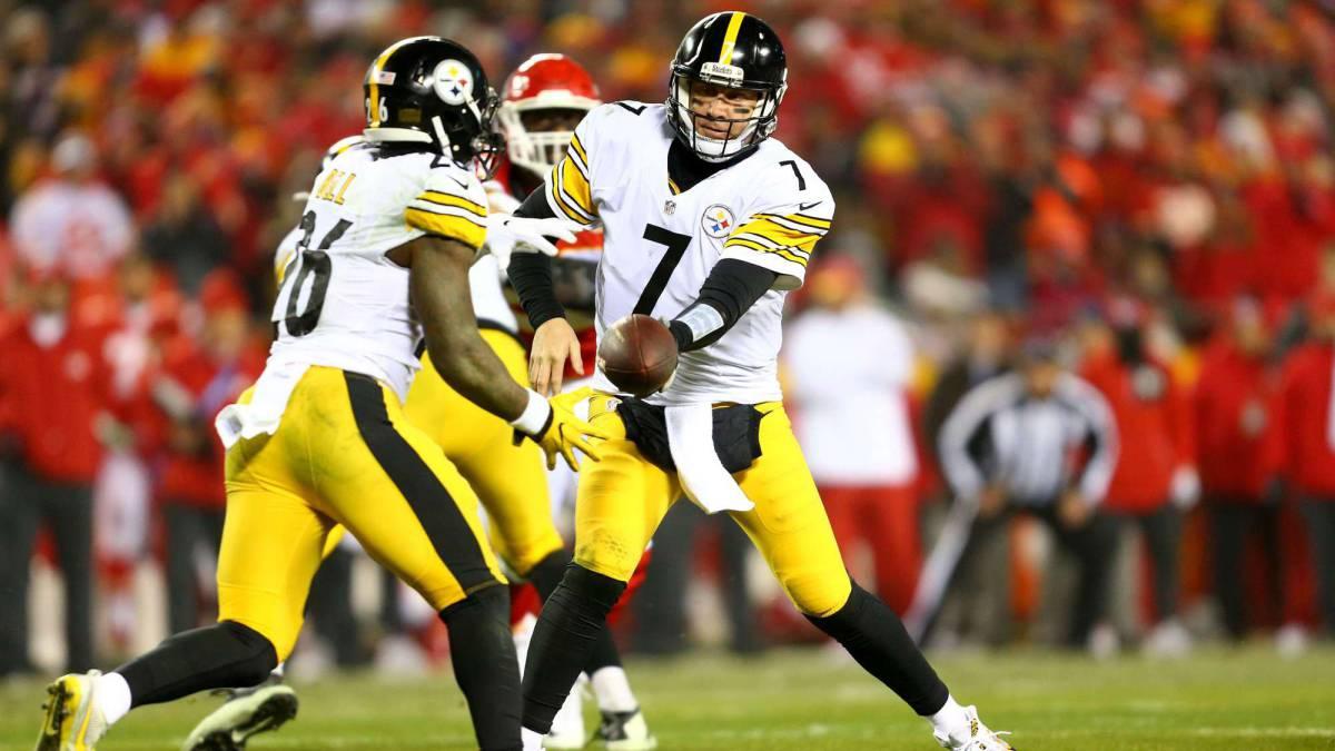 Ben Roethlisberger y Le\'Veon Bell deberán estar a su mejor nivel si quieren que sus Steelers superen a los New England Patriots.