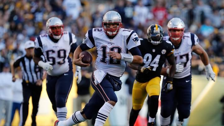 Así será el Patriots-Steelers según las estadísticas