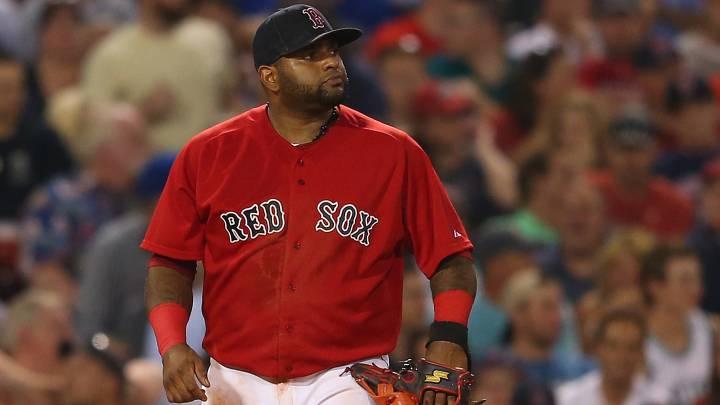 Pablo Sandoval afronta 2017 con la intención de resarcirse de sus dos primeros malos años en los Boston Red Sox.