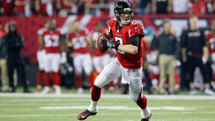 Matt Ryan confía en liderar a sus Atlanta Falcons hasta la Super Bowl, aunque enfrente tengan a Aaron Rodgers y a los Green Bay Packers.