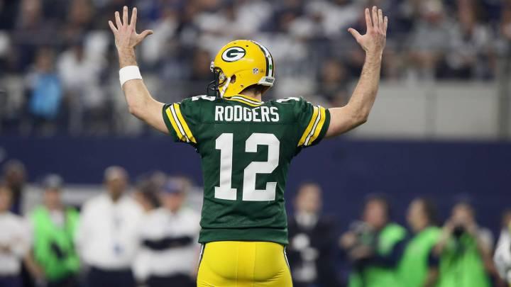Aaron Rodgers será la mayor clave para que los Packers sean capaces de derrotar a los Falcons en su visita al Georgia Dome.
