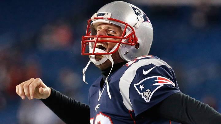 Tom Brady volverá a liderar el ataque de los New England Patriots en la final de conferencia contra los Pittsburgh Steelers.