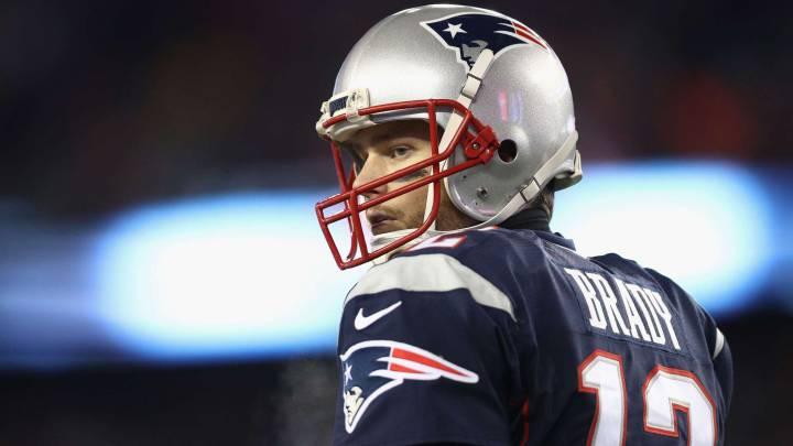 Tom Brady buscará su quinto anillo en la Super Bowl siempre que supere en la final de conferencia a los Pittsburgh Steelers.