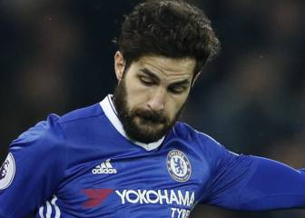 Cesc Fàbregas hints at a future in MLS