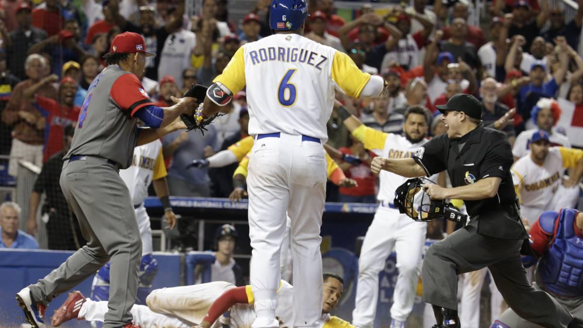 Sigue en vivo Dominicana vs. Colombia en el Clásico Mundial de Beisbol