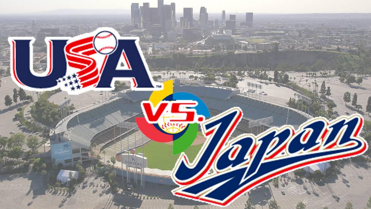USA - Japón en vivo en directo online: Semifinal Clásico Mundial Béisbol 2017