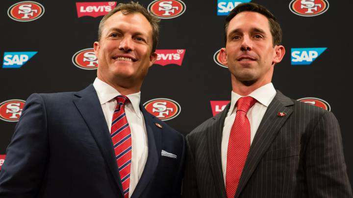 San Francisco 49ers dispuestos a intercambiar su pick dos del draft.