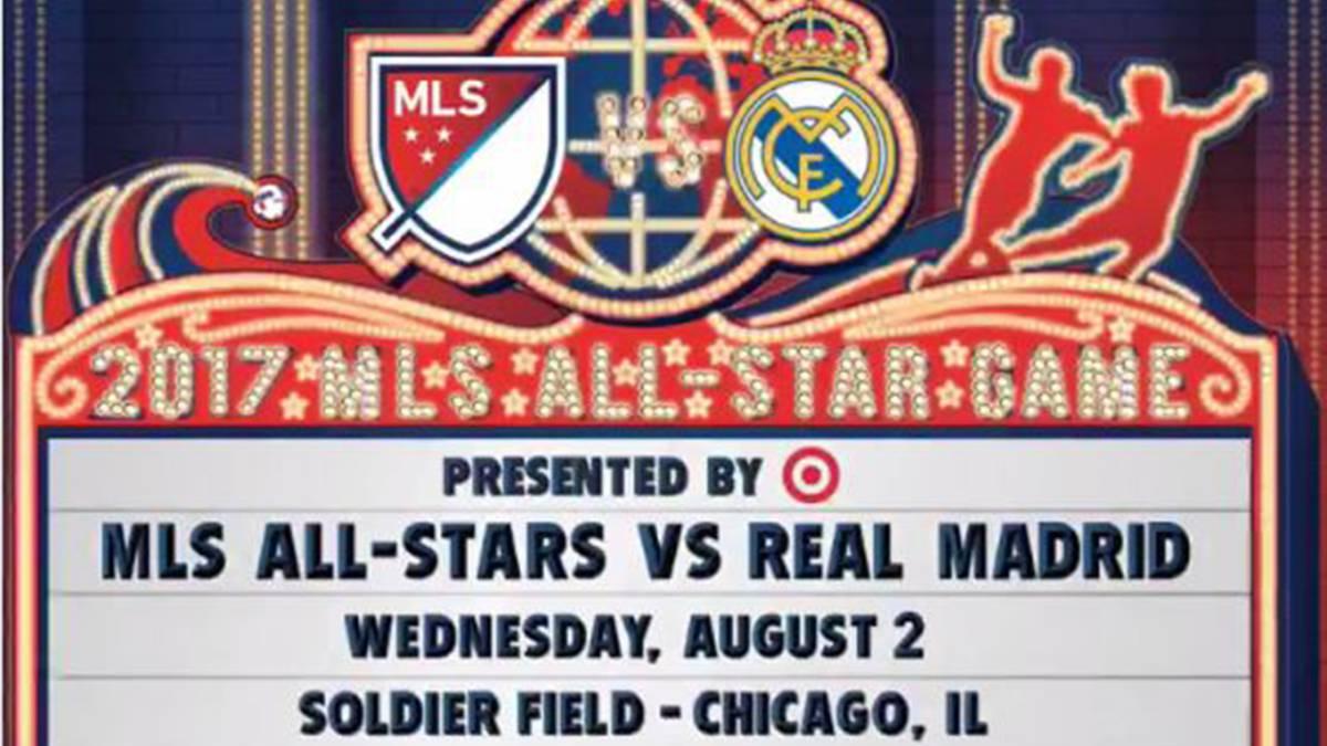 Real Madrid, al Juego de Estrellas de la MLS