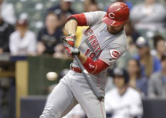 El manual de cómo desperdiciar a Joey Votto
