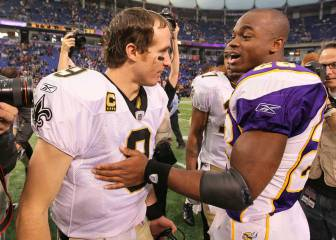 Los New Orleans Saints fichan a Adrian Peterson