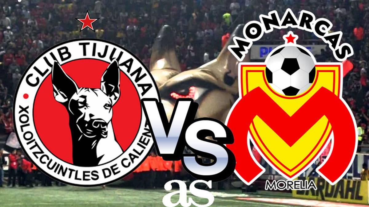 Horarios de los partidos Chivas vs Atlas y Xolos vs Monarcas