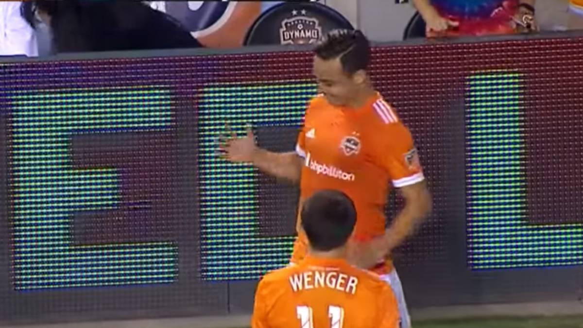 Torres, máximo artillero en la MLS; Dynamo vence a Whitecaps