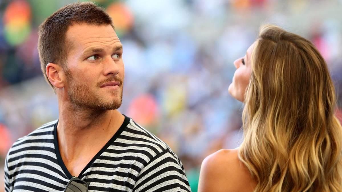 Tom Brady sufrió conmoción cerebral, revela Gisele Bundchen