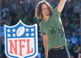 Chris Cornell: el genio del rock fan de Seahawks y Sonics