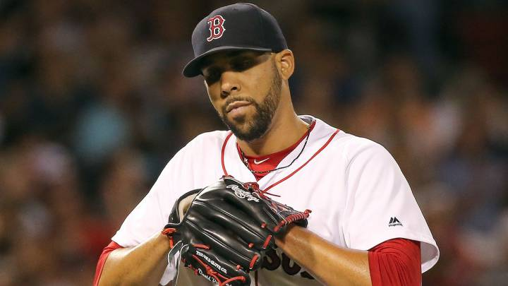 Por diversos motivos, el rendimiento de David Price con los Boston Red Sox no ha estado a la altura de las circunstancias.