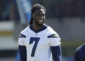 Mike Williams será baja hasta el training camp de Chargers