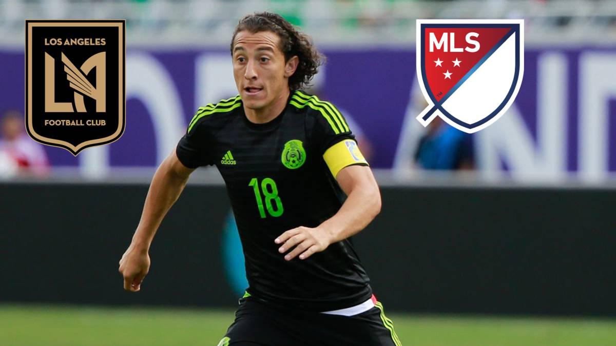 Guardado acepta que su futuro podría estar en la MLS