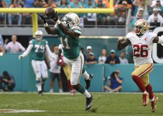 Top 5 de wide receivers con potencial para NFL Fantasy
