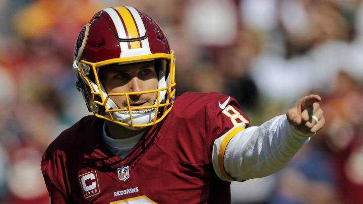 Washington Redskins y Kirk Cousins, a un mes de la decisión