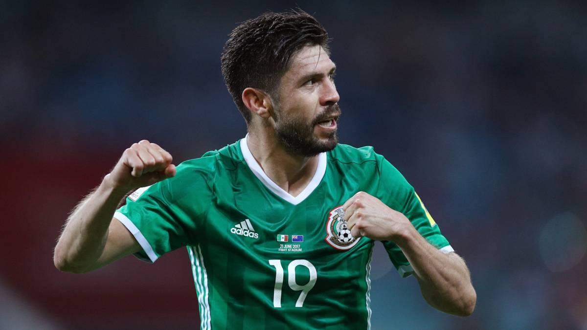 México vs Nueva Zelanda (2-1)  Resumen del partido y goles - AS USA e3609d43929af