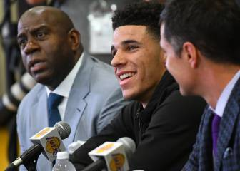En los Lakers comparan a Lonzo Ball con Rodgers y Brady