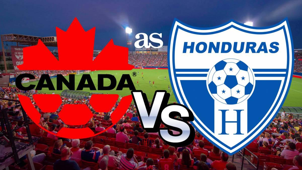 Canadá vs Honduras (0-0): resumen, ocasiones y resultado - AS USA