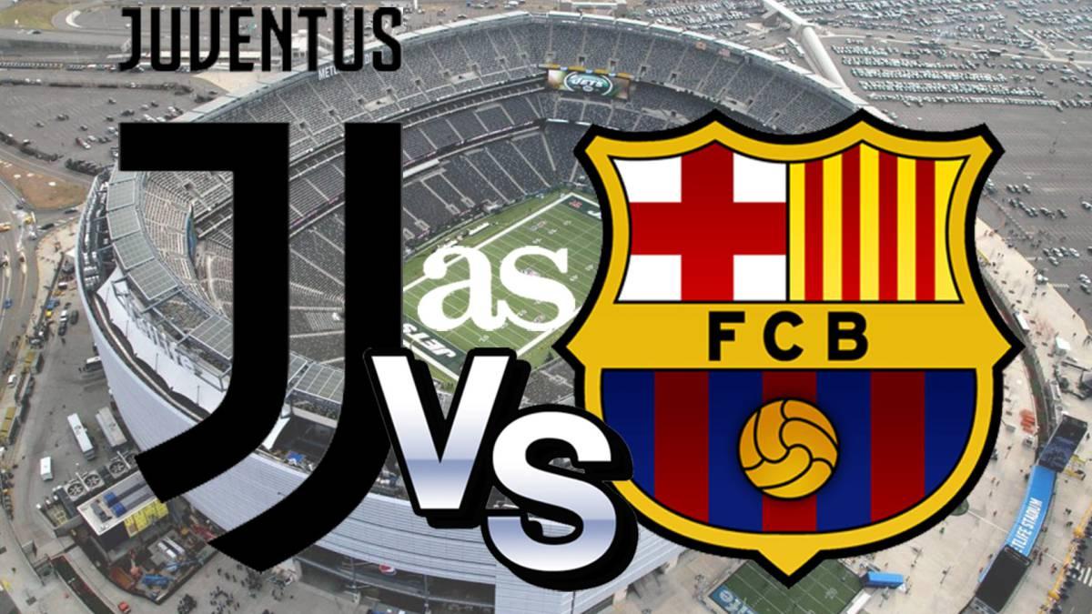 Resultado Juventus 1-2 Barcelona  Neymar se luce en pleno culebrón ... af327f0f35ac8