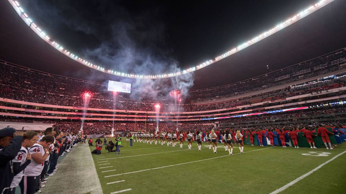 Hasta en $6500 los boletos para Patriots-Raiders en México