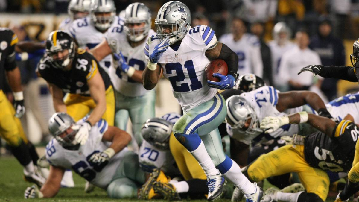 NFL suspende a Ezekiel Elliott por seis partidos