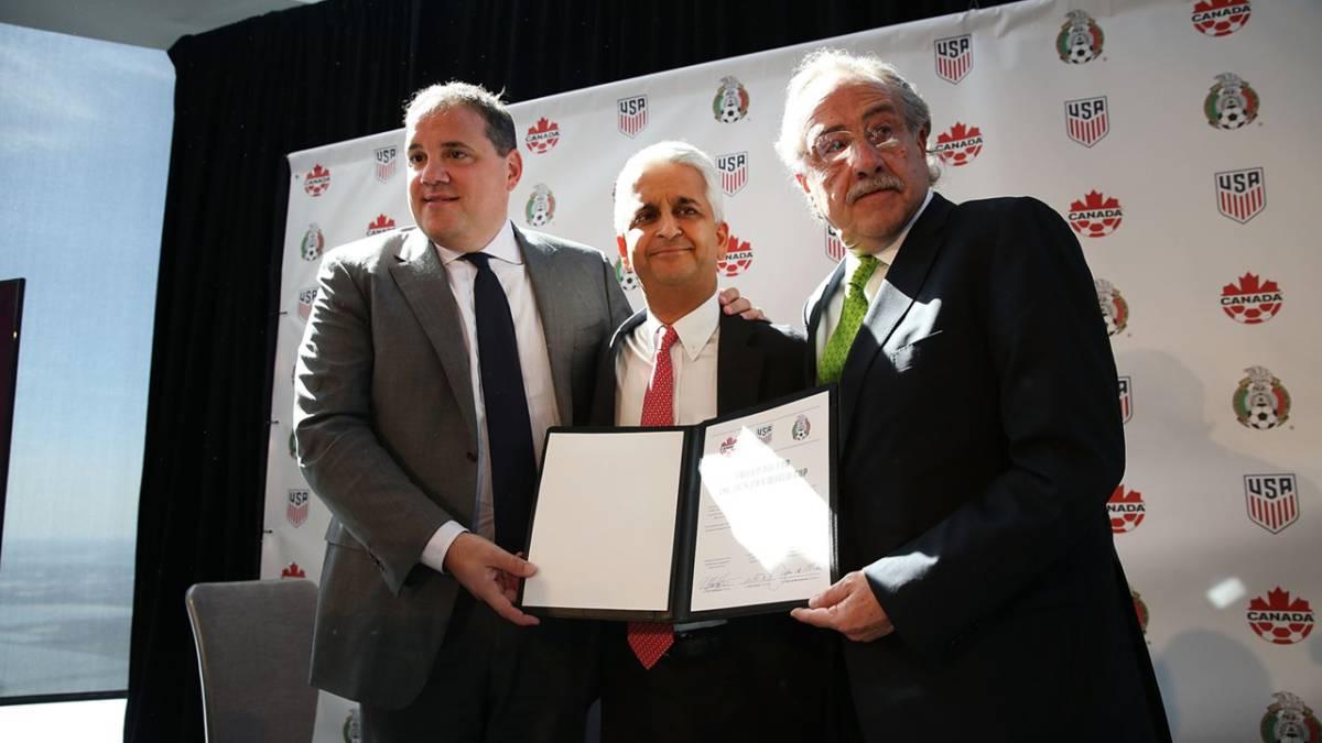 Dan a conocer posibles sedes en México para el Mundial