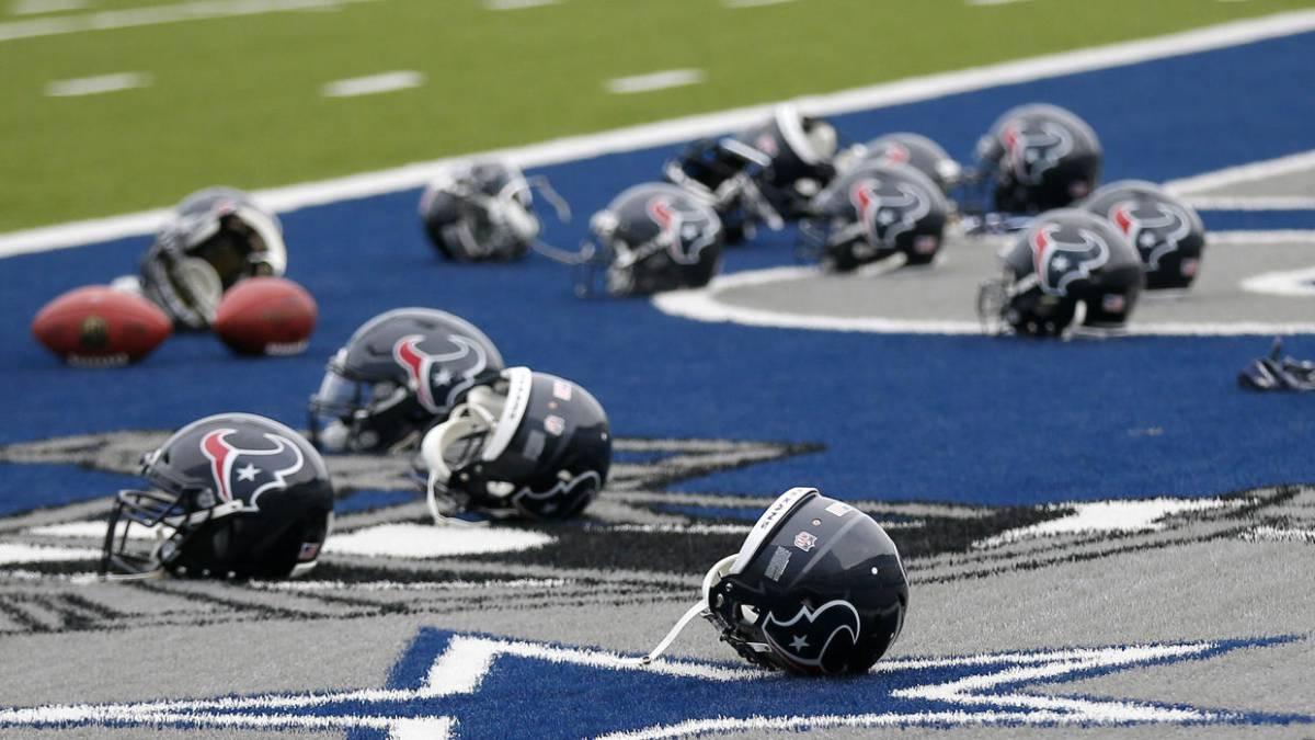 Por 'Harvey', NFL cancela juego de Vaqueros-Texanos