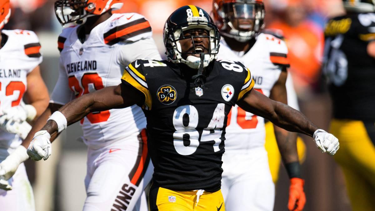 Steelers con inicio perfecto ante Cleveland