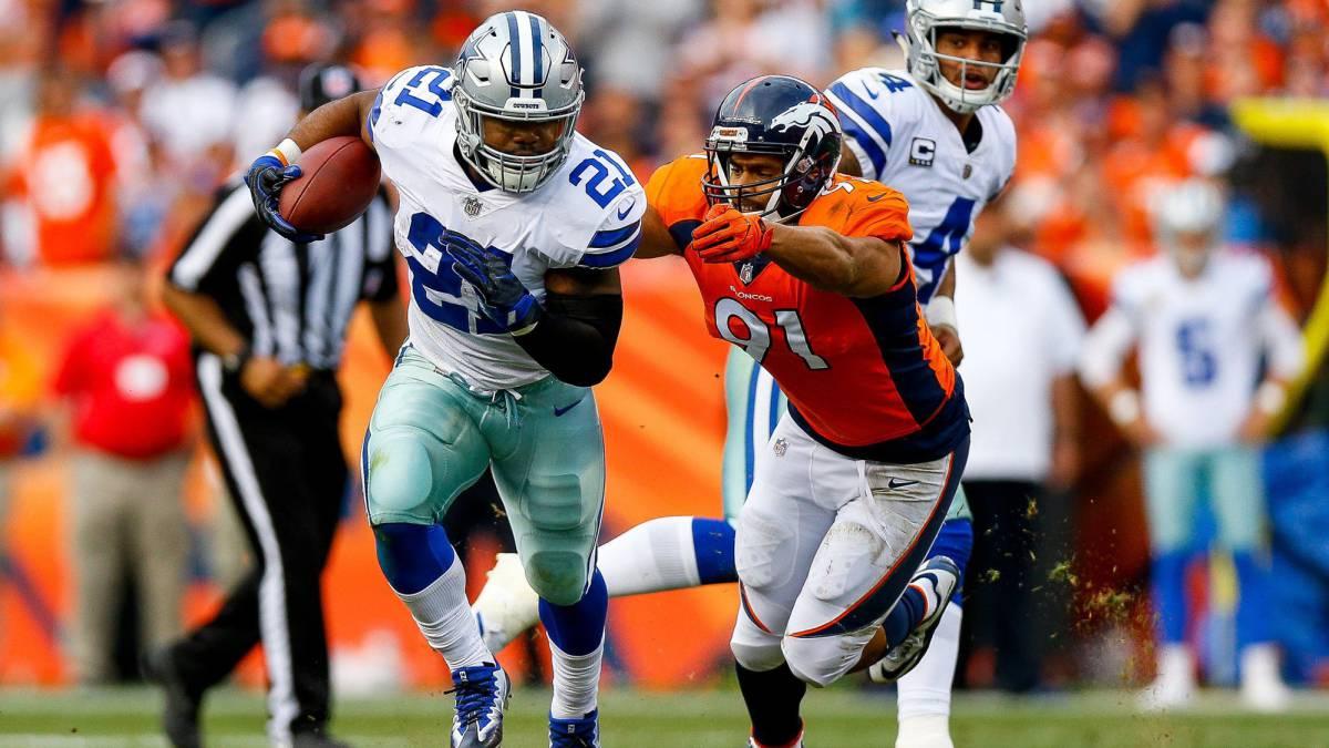 Humillante paliza de Broncos a Vaqueros 42-17