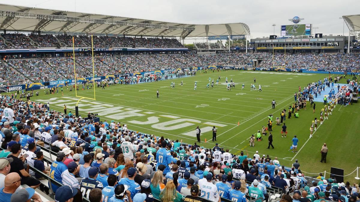 La NFL se plantearía devolver a los Chargers a San Diego - AS USA e469f5f1e9d