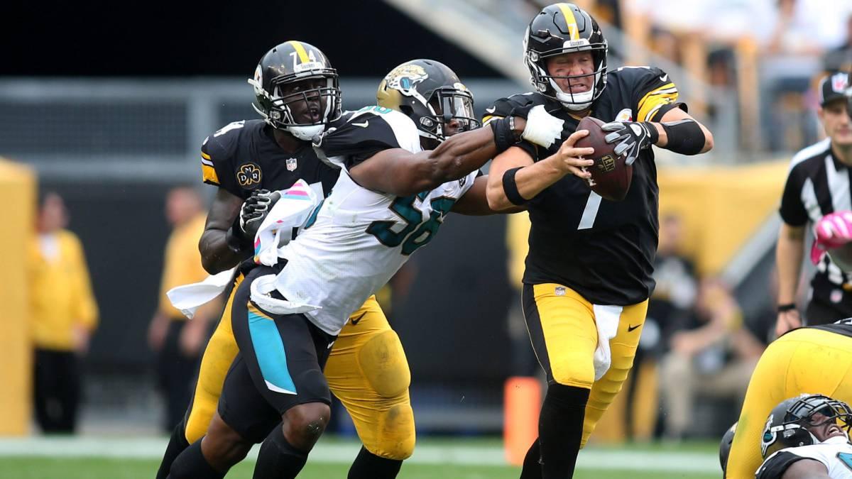Smith y Church interceptan pases en triunfo de los Jaguars