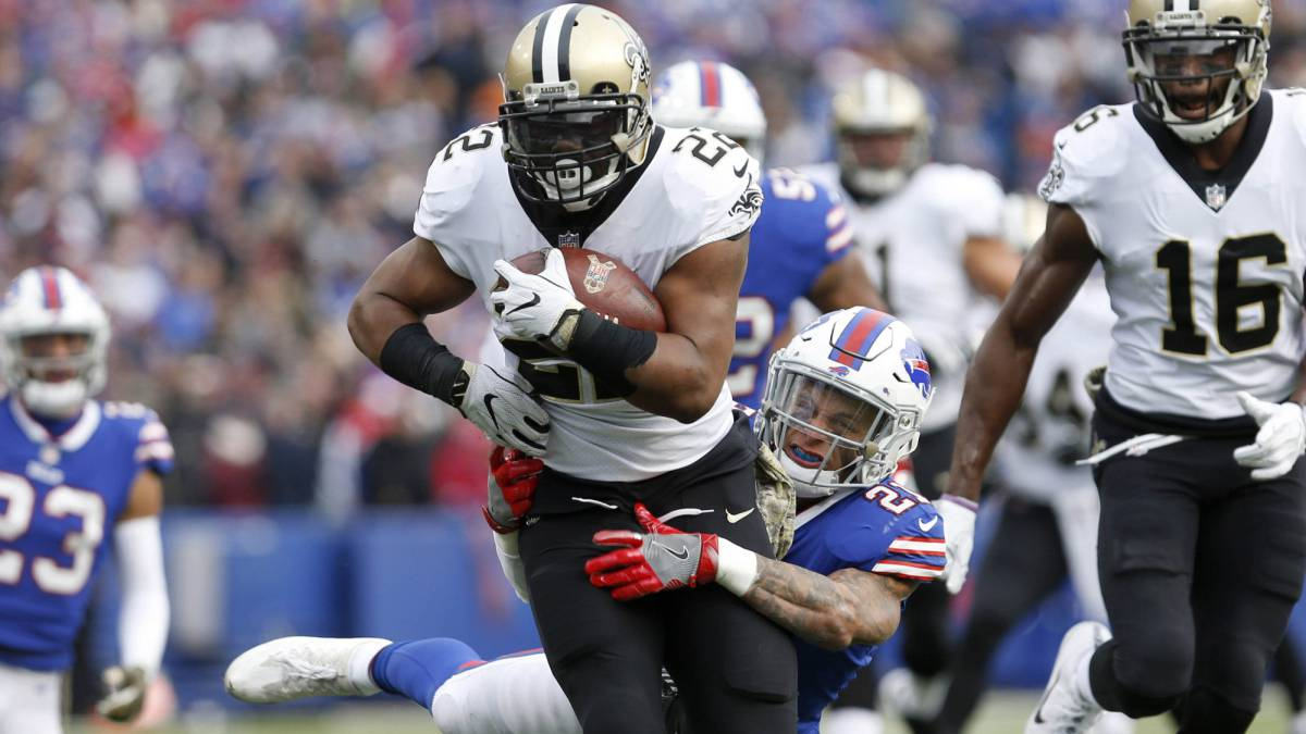 New Orleans Saints asfaltan a Bills con 6 TDs de carrera - AS USA