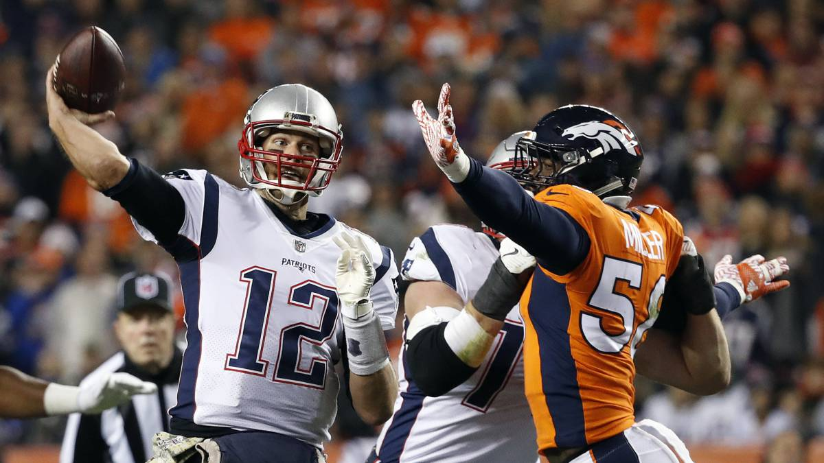 SEMANA 10 Un quirúrgico Brady encabeza la paliza sobre los Broncos ...