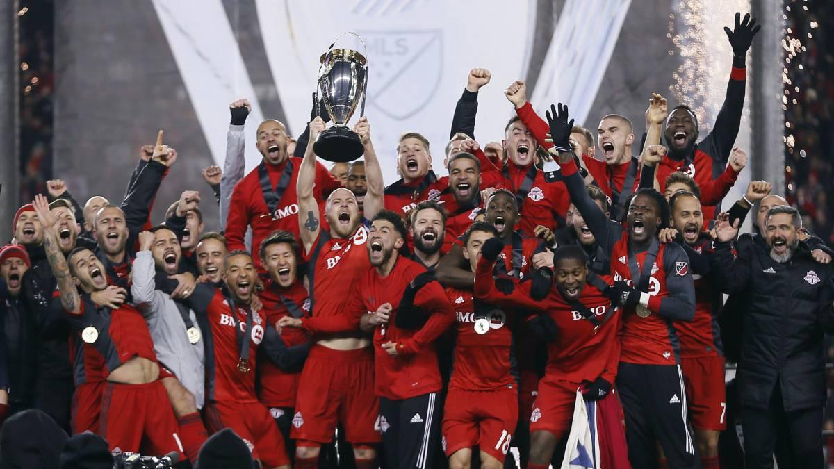 Se corona Toronto FC en la MLS