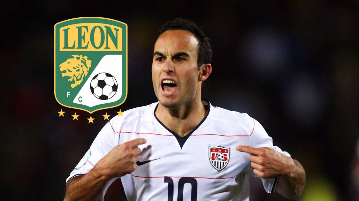 Confirman llegada de Landon Donovan al León
