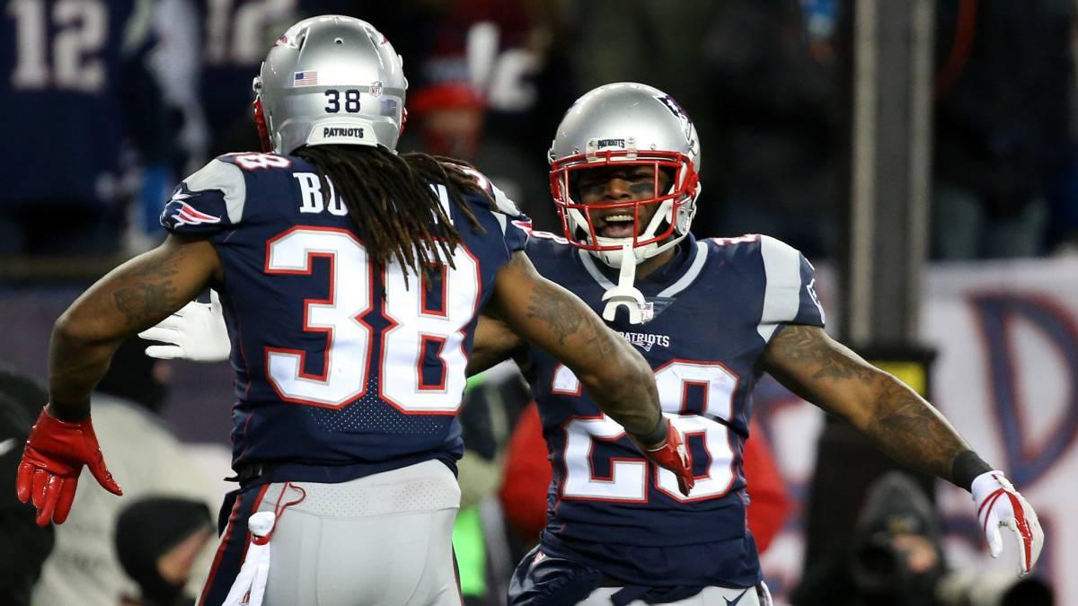 Los Patriots avanzan a la Final de la Conferencia Americana