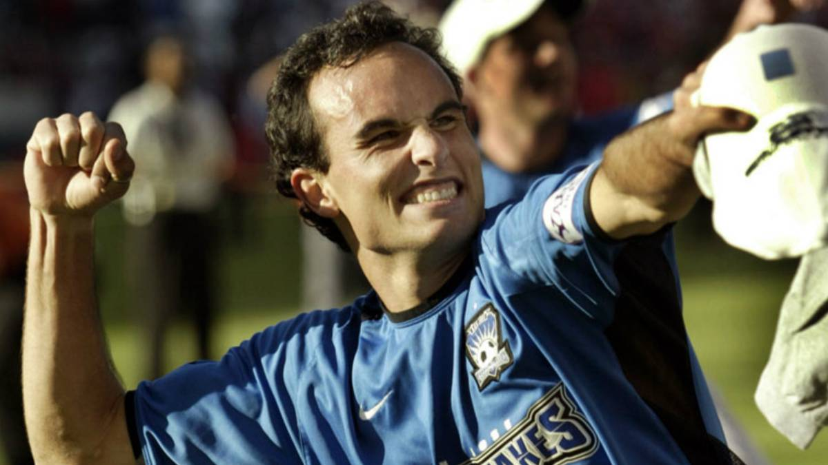 Landon Donovan regresa a la MLS para amistoso
