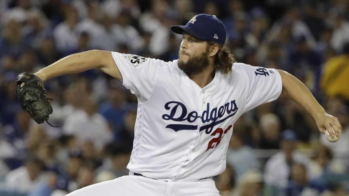 Clayton Kershaw abrirá octavo juego inaugural seguido con Dodgers