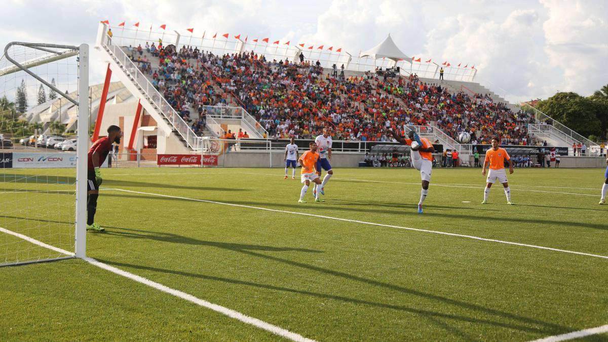 Cibao FC anuncia plantilla de jugadores para medirse a Chivas