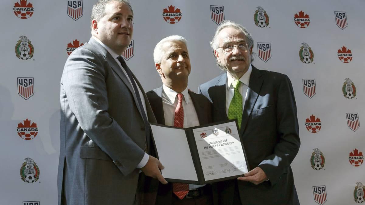 México, EU y Canadá van perdiendo ante Marruecos para el Mundial 2026
